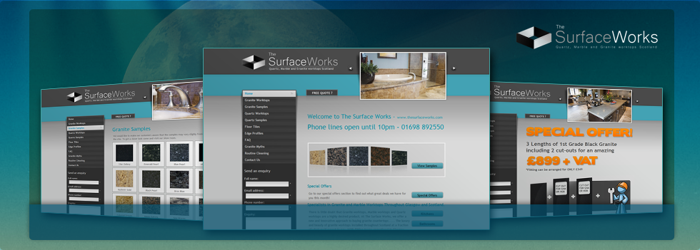 The Surface Works
